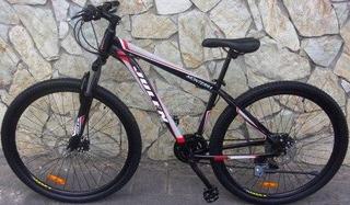 Bicicleta Mountainbike Monterra Luxury Aro 29 2019 Zona Colo
