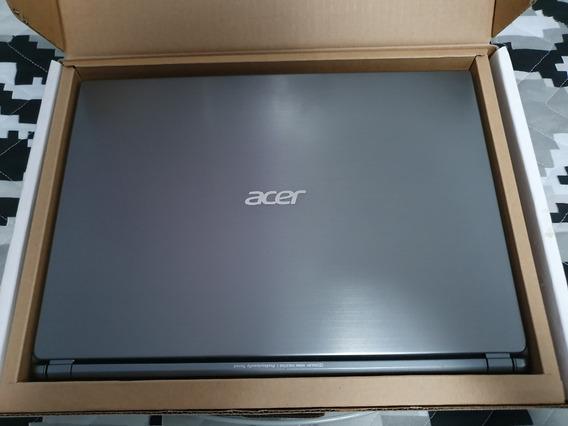 Notebook Acer M5 I5 4gb Ram 500gb 20gb Ssd Windows 10