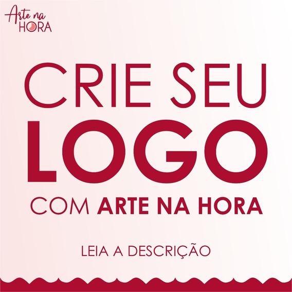 Logotipo Logomarca Criar Logo Arte Profissional Marca