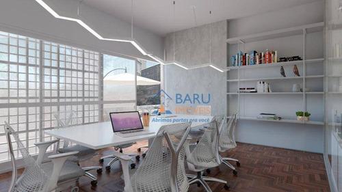 Imagem 1 de 7 de Conjunto Para Alugar, 87 M² - Santa Cecília - São Paulo/sp - Cj10728