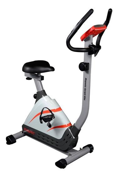 Bicicleta Magnetica Randers Arg0390 H 130kg Asiento Regulabl