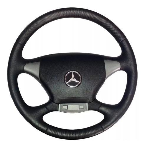 Volante Caminhão Mercedes-benz Grafite 40cm Mb 2831
