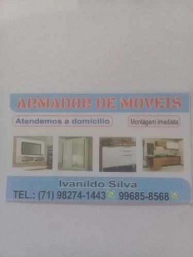 Imagem 1 de 1 de Montador De Móveis Comprado Em Lojas Ou Saíte De Vendas De M