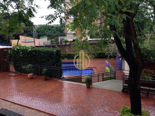Imagem 1 de 5 de Apartamento Residencial À Venda, Jardim Paulista, Ribeirão Preto. - Ap0663