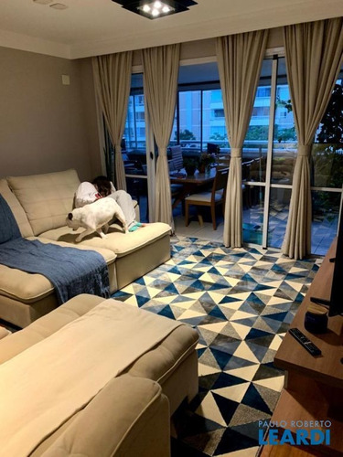 Imagem 1 de 15 de Apartamento - Panamby  - Sp - 639503