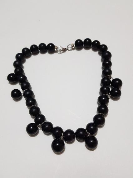 Gargantilla Perla Negra