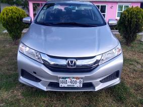 Honda City 1.5 Lx Mt Modelo 2014