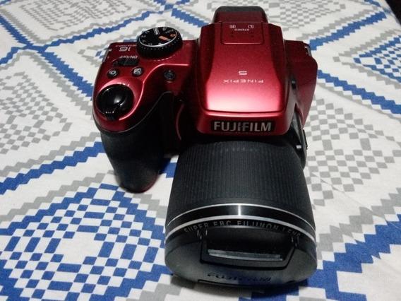 Câmera Semi Profissional Fujifilm Fine Pix S8200 Com Zoom40x