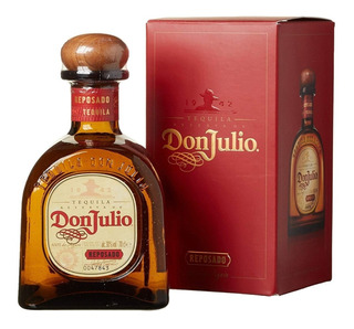 Tequila Don Julio Reposado 750ml 100% Original, Envio Gratis
