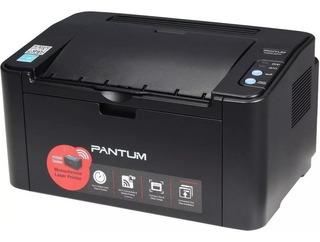 Impresora Pantum P2502w Láser- Ptp2502w/new