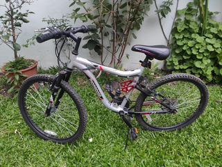 Bicicleta Montain Bike Niño Mongoose Ledge 2.1 24