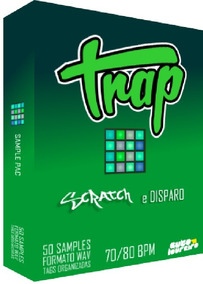Sample Pac Trap E Hip Hop - Pacote De Samples P/ Djs