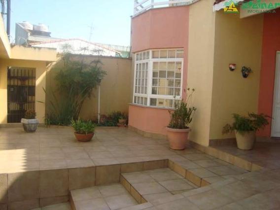 Venda Sobrado 4 Dormitórios Jardim Toscana Guarulhos R$ 750.000,00 - 30982v