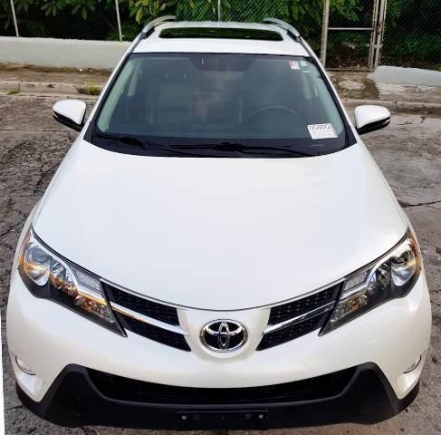Toyota Rva4 Limite 4wd Blanca Importado 15