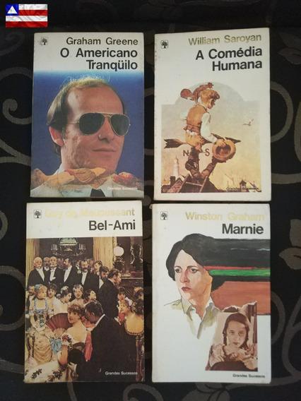 Lote Com 4 Livros