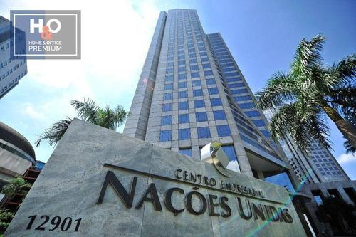 Imagem 1 de 11 de Andar Corporativo Para Alugar, 617 M² - Brooklin - São Paulo/sp - Ac0043