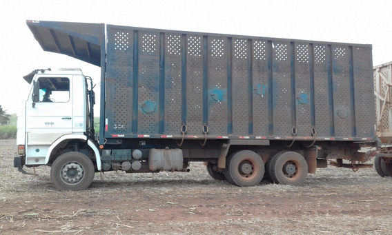 Scania 113 E360 6x4 Plataforma Canavieira Valor 87,000,00