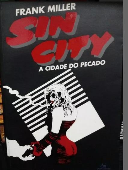 Hq Sin City A Cidade Do Pecado Frank Miller Devir Mxthq