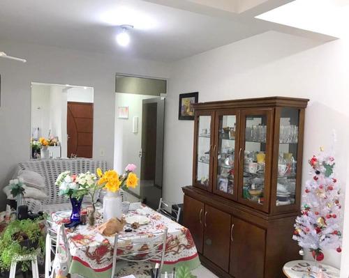 Imagem 1 de 14 de Apartamento Com 2 Dormitórios À Venda, 59 M² Por R$ 250.000 - Barreiros - São José/sc - Ap5901