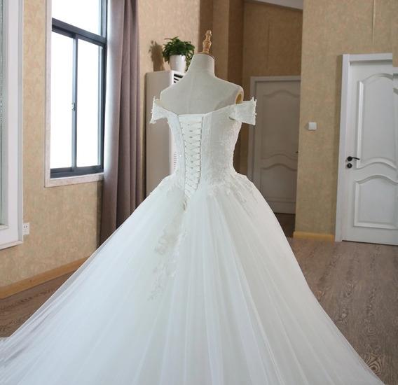 Lindo Vestido De Noiva!