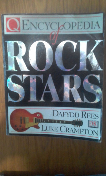 Encyclopedia Of Rock Stars Dafydd Rees & Luke Crampton