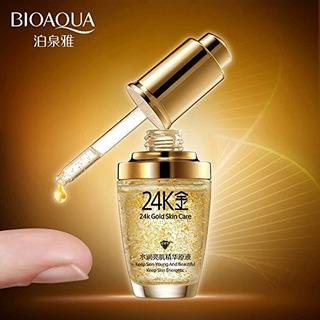 Bioaqua 24k Gold Essence Colageno Oro-skin Antiedad