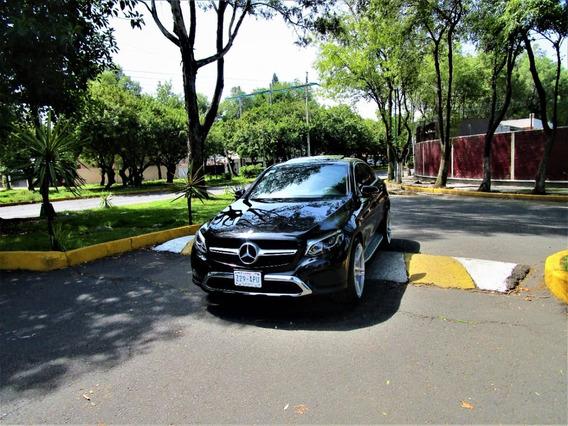 Mercedes Glc 250 2018 Coupe 35 Mil Km Único Dueño Impecable