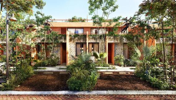 Casa En Preventa En Tulum Con Grandes Espacios Y Amenidades (545)