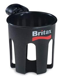 Porta Copo Ou Garrafa P/carrinho De Bebe Britax Frete Gratis