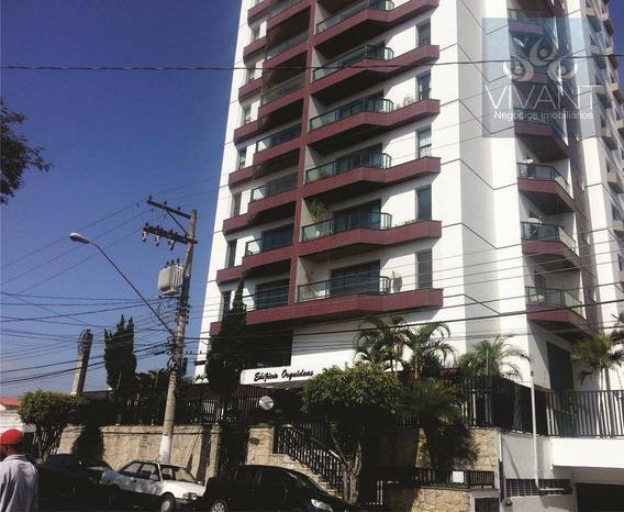 Grande Oportunidade - Apartamento Residencial À Venda, Centro, Suzano. - Ap0017