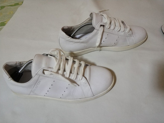 Tenis Louis Vuitton White Size 9½ Originales