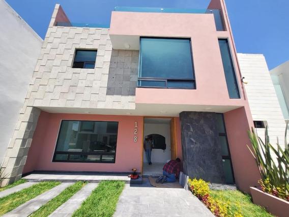 Excelente Casa En Fracc Platinum, Zempoala
