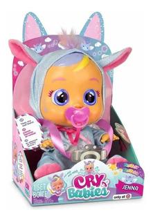 Muñecas Cry Babies Modelo Fantasy Jenna