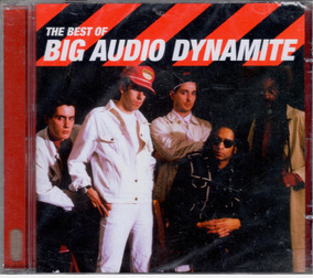 Big Audio Dynamite - The Best Of