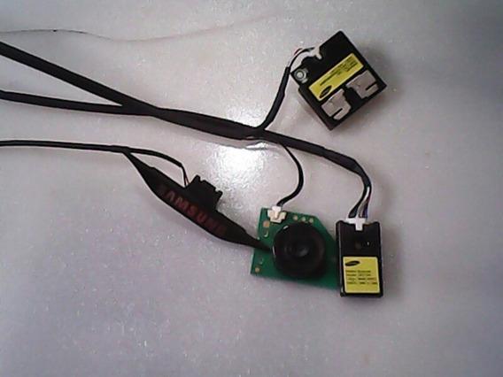 Kit Wifi,blutuf E Chave De Comando Tv Samsung Un55es7000gx