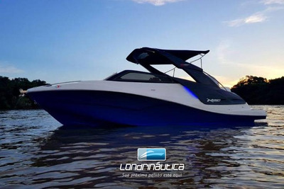 Nx 250 Mercruiser 4.5 250hp Bravo 3 2018 Nova Lancha
