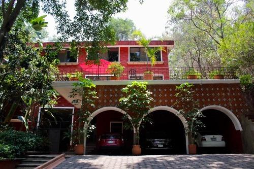 Casa Sola En Rancho Cortes / Cuernavaca - Roq-678-cs