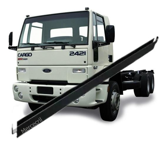 Armação Inferior Porta Travessa Régua Guia Ford Cargo G I
