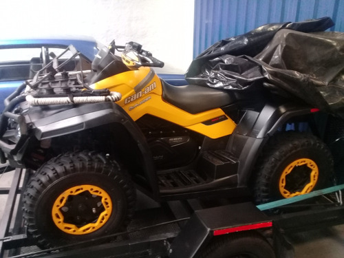 Can-am 650 Limited 4x4
