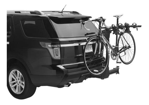 Suporte 4 Bicicletas Para Engate Thule Vertexswing 9031xt