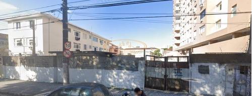 Terreno  Localizado(a) No Bairro Campo Grande Em Santos / Santos  - 5295