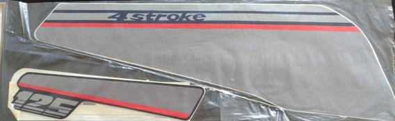 Kit Adesivos Completo Honda Ml 125 1988