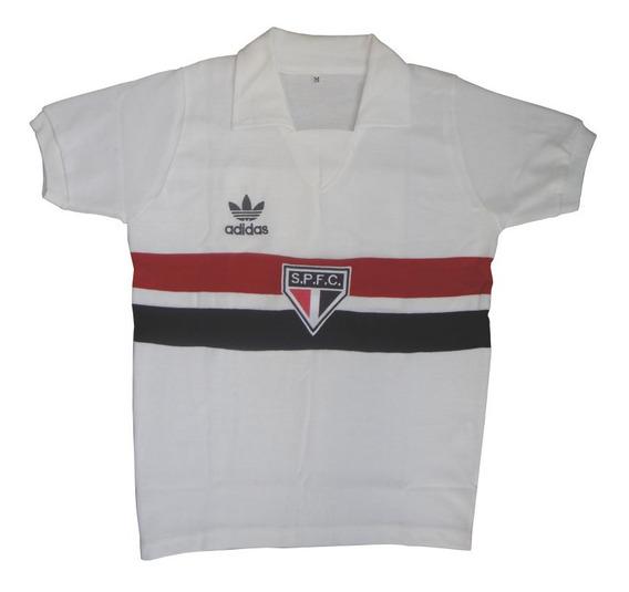 Camiseta Manto Retrô - São Paulo