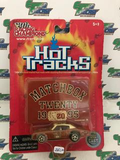 Matchbox Twenty Hot Tracks Racing Champions