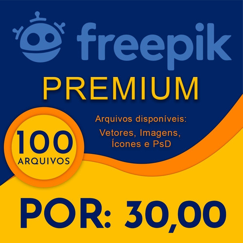 100 Freepik Premium (imagens, Fotos, Vetores, Icones E Psd)