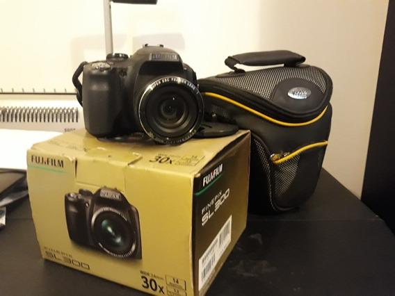 Cámara Fotográfica Fujifilm Sl 300