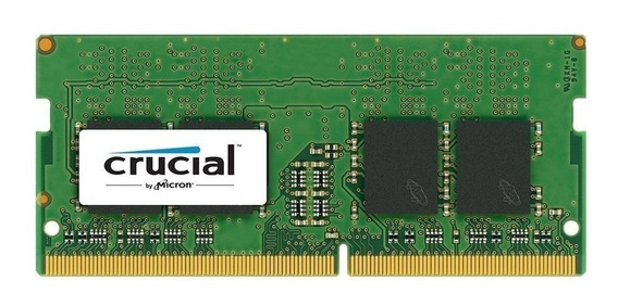 Crucial Memoria Sodimm Ddr4 16gb 2666mhz 16 Gb A18
