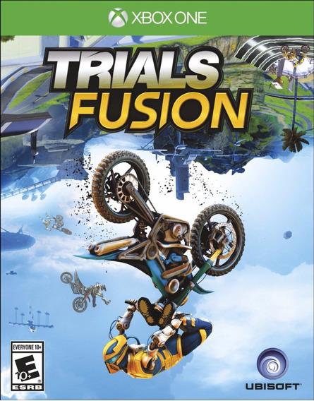 Trials Fusion Xbox One Midia Fisica