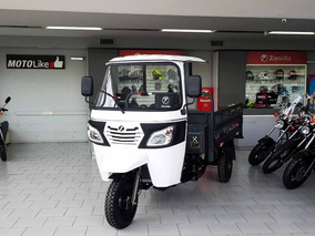 Zanella Zmax 200 Tricargo S Truck Utilitario Carga