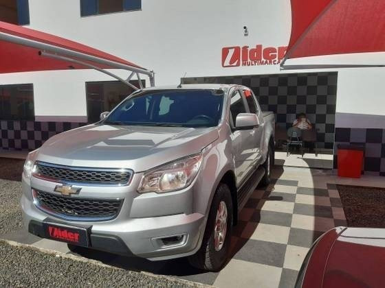Chevrolet S10 2.5 Lt 4x4 Cd 16v 2015